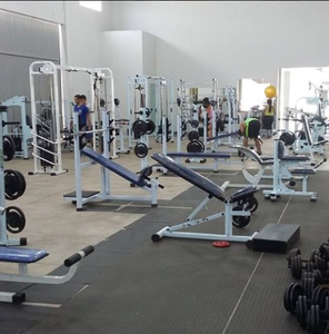 Academia Personal Trainer Fitness
