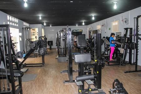 Academia Franklin Fitness -