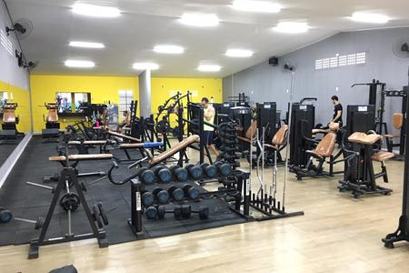 Vip Fitness e Wellness -