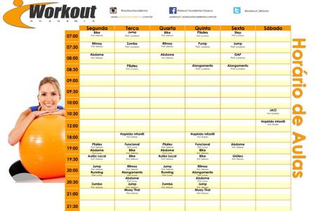 Workout Academia - Osasco