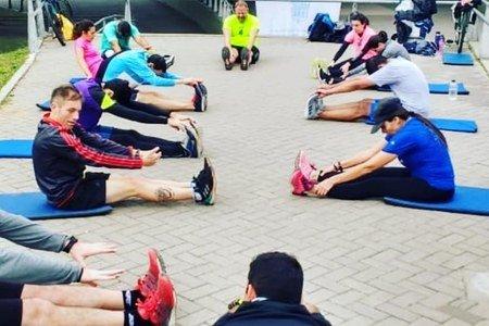 Magic Running Team Parque Chacabuco