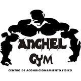 Anghel Gym - logo