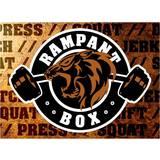 Rampant Box - logo