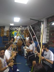 Centro cultural Capoeira Berim Brasil -