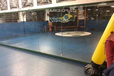 Centro cultural Capoeira Berim Brasil