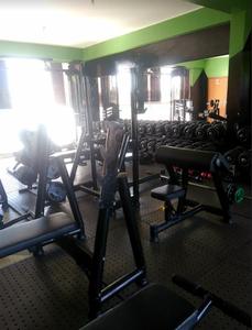 Academia Malhação Fitness 2