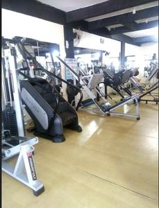 Academia Malhação Fitness 3