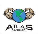 Atllas Academia & Nutrição Esportiva - logo
