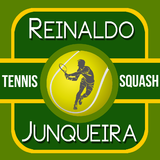 Reinaldo Junqueira Tenis& Squash - logo