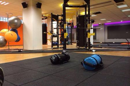 Palestra Sports Amsterdam -