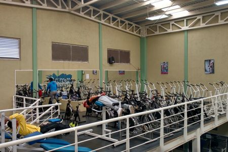 Sportex Fitness Club Revolución -