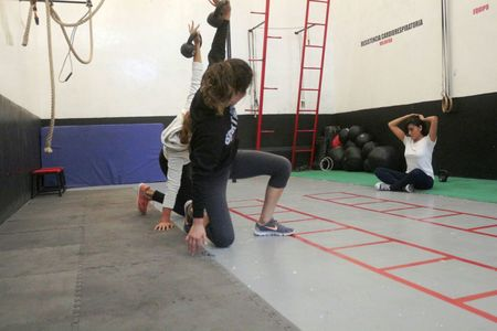 Spartan Cross Fitness