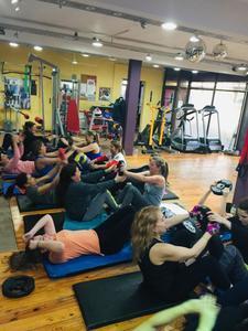 Gimnasio Indoor Fitnees -