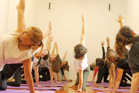 Yoga Fundación Hampatu