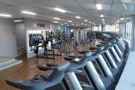 Academia Bio Fitness - Alphaville -