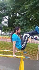 Workout parque centenario