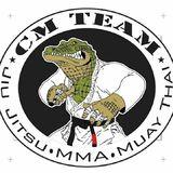 Cm Team Bjj - logo