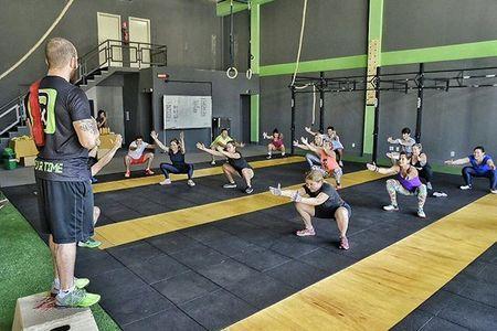 K30X CrossFit