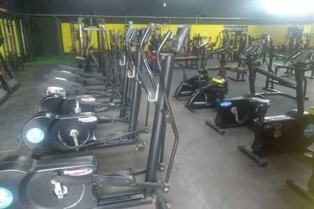 Academia Sampaio Fitness -
