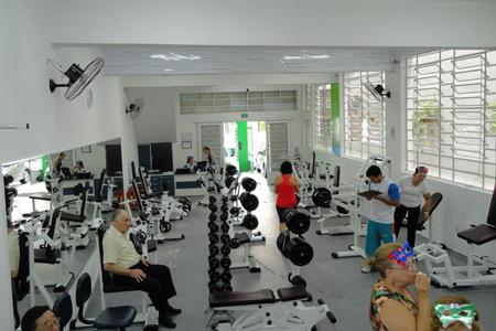 Studio Senior Gym -