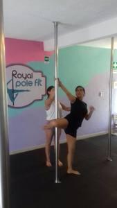 Royal Pole Fit -