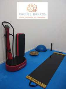 Raquel Barros: Pilates, Fisioterapia, RPG, Quiropraxia -