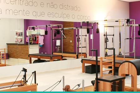 Studio Pilates Corpo e Mente Uni. Potirendaba -