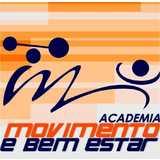 Academia Movimento E Bem Estar - logo