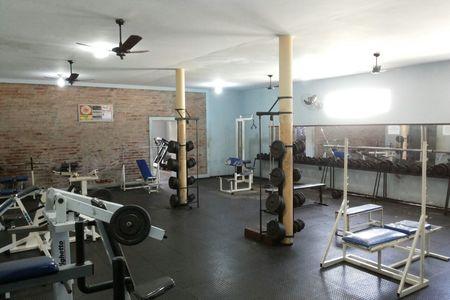 Academia Fitness Santa Rosa de Viterbo -