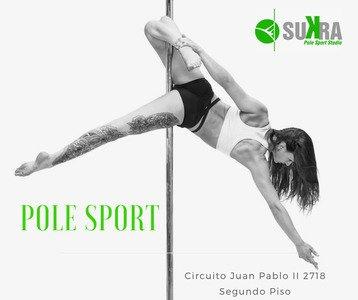 Sukra Pole Sport Studio -