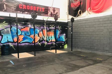 Arsenal Fitness Club Sucursal Bosque