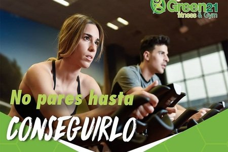 Green21 Fitness and Gym -