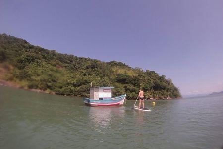 Eco Paddle Standup e Caiaque -