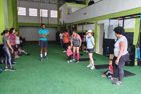 Box Training Arena Granja Viana -