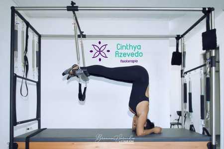 Cinthya Azevedo Fisioterapia -