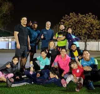 Club Golden Runners - Estadio Municipal de Renca