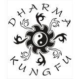 Dharma Kung Fu - logo