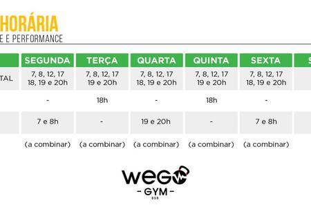 Wego gym bsb