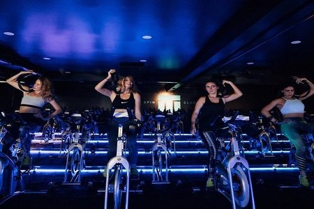 Troop Spin and Box Club -