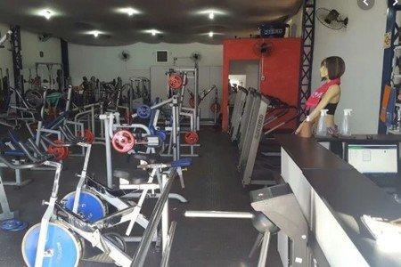 Academia Saude Vida Fitness -
