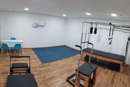 Oficina Fisio Pilates -