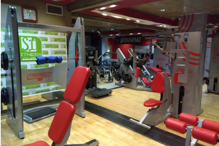 Si Fitness Gym -