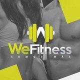We Fitness Gym - logo