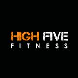 High Five Fitness - logo