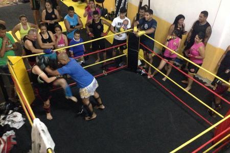 Academia Fight House -