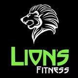 Academia Lions Fitness - logo