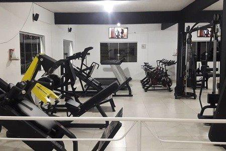 Academia De Musculação Premium 1 -