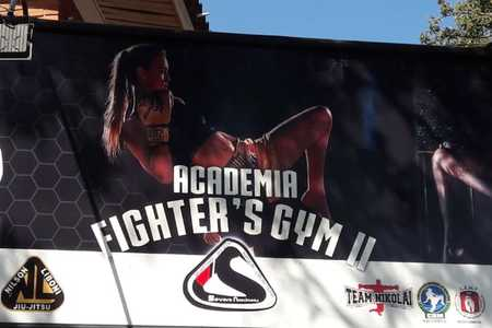 ACADEMIA FIGHTER'S GYM Il -