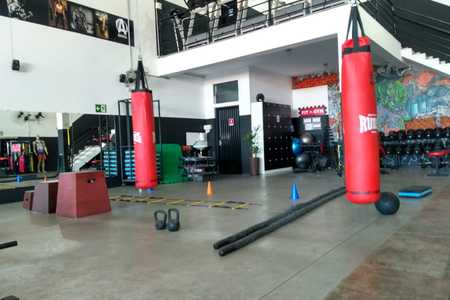F. Gym São João Votorantim