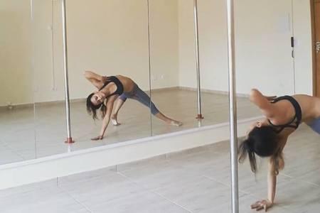 Estúdio Pole Fitness
